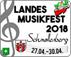 Landesmusikfest 2018